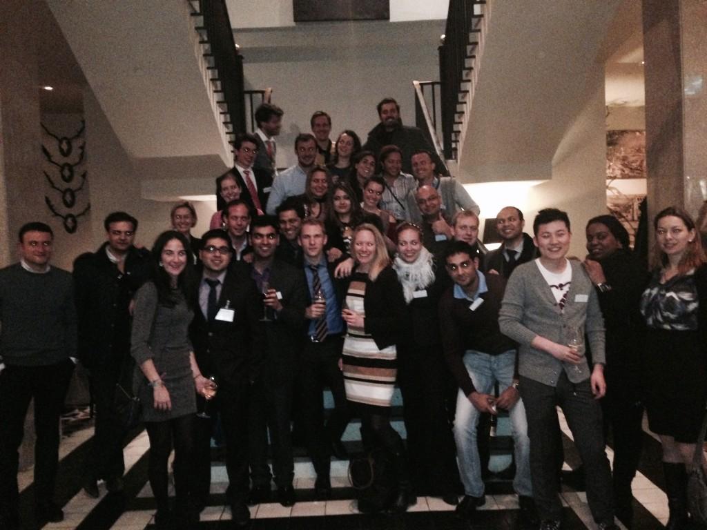 Jan 14 current IMBA & alums London