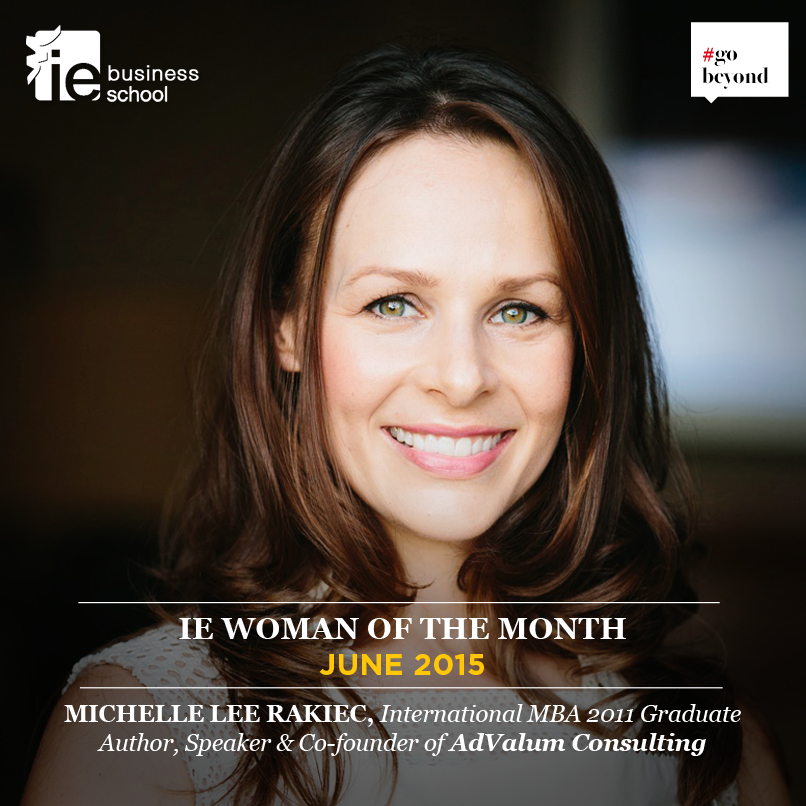 IE woman of the month